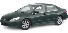 2003 Honda Accord EX 4D Sedan