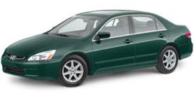 used 2003 Honda Accord Sdn LX