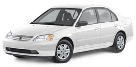 used 2003 Honda Civic LX