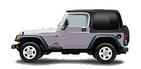Used 2003 Jeep Wrangler X