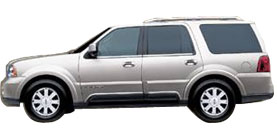 used 2003 LINCOLN Navigator Luxury