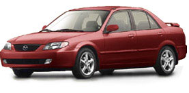 Used 2003 Mazda Protege DX