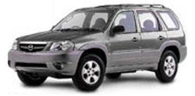 Used 2003 Mazda Tribute ES
