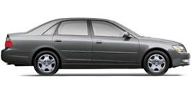 2003 Toyota Avalon XLS 4D Sedan