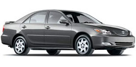 2003 Toyota Camry XLE 4D Sedan