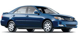 2003 Toyota Camry 4dr Sdn