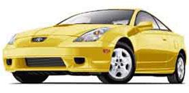 Used 2003 Toyota Celica GT