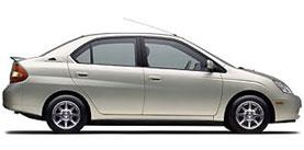 2003 Toyota Prius 4D Sedan