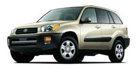 Used 2003 Toyota RAV4 4WD