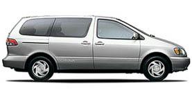 Used 2003 Toyota Sienna LE