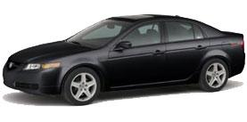 Used 2004 Acura TL w/Navigation Pkg