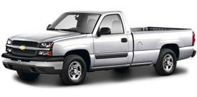 Used 2004 Chevrolet Silverado 1500 LS