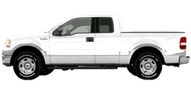 Used 2004 Ford F-150 FX4