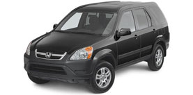 Used 2004 Honda CR-V EX