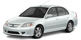 Used 2004 Honda Civic Hybrid