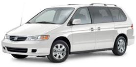 used 2004 Honda Odyssey EX-L