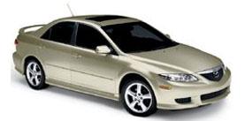 Used 2004 Mazda Mazda6 4dr Sdn i Manual I4