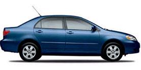 Used 2004 Toyota Corolla 4dr Sdn LE Auto