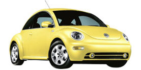 Used 2004 Volkswagen New Beetle Coupe 2dr Cpe GLS Auto