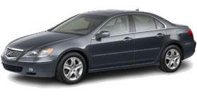 Used 2005 Acura RL