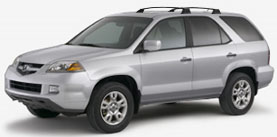 Used 2005 Acura MDX Touring