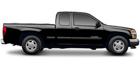 2005 Chevrolet Colorado Ext Cab 125.9 WB