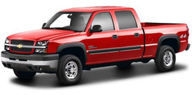 used 2005 Chevrolet Silverado 1500 LT