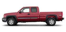 Used 2005 Chevrolet Silverado 1500 Work Truck