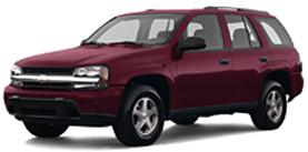 Used 2005 Chevrolet TrailBlazer LT
