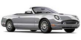 Used 2005 Ford Thunderbird Premium