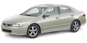 Used 2005 Honda Accord Sdn EX-L with NAVI