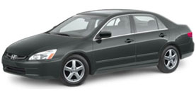 used 2005 Honda Accord Sdn EX-L V6