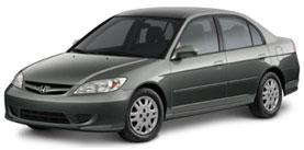 Used 2005 Honda Civic Sdn LX