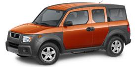 Used 2005 Honda Element EX