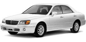 Used 2005 Hyundai XG350