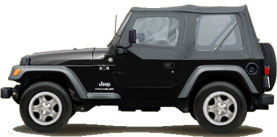 Used 2005 Jeep Wrangler X