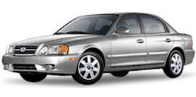 Used 2005 Kia Optima EX
