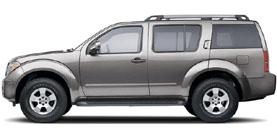 Used 2005 Nissan Pathfinder SE