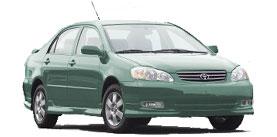 Used 2005 Toyota Corolla CE