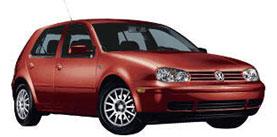 used 2005 Volkswagen Golf 4dr HB GLS TDI Auto