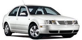 Used 2005 Volkswagen Jetta Sedan GLS