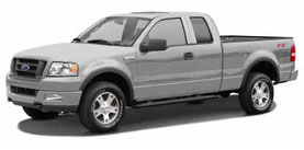 2006 Ford F-150 Supercab