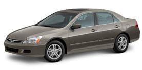 Used 2006 Honda Accord Sdn EX-L