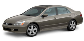 Used 2006 Honda Accord Sdn EX-L V6 with NAVI