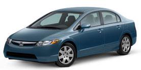 Used 2006 Honda Civic Sdn LX