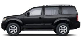 Used 2006 Nissan Pathfinder LE