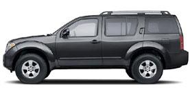 Used 2006 Nissan Pathfinder S
