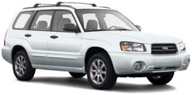 used 2006 Subaru Forester 2.5 X