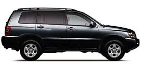 Used 2006 Toyota Highlander w/3rd Row