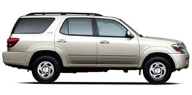 used 2006 Toyota Sequoia 4dr Limited